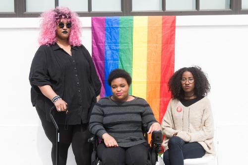 BIPOC and LGBTQ+ Communities