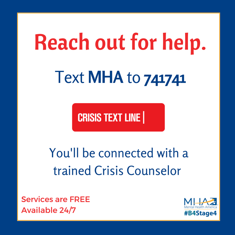 Find Support Groups | Mental Health America