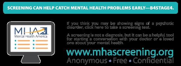 Psychosis Mental Health America